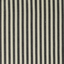 Woven sand/black striped yarn dyed