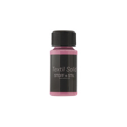 Textilfarbe Solid Pink 50ml