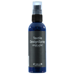 Textilfärg Spray turkos 100ml
