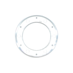 Ringer 55/35mm transparent 10stk