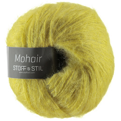 Garn mohair curry