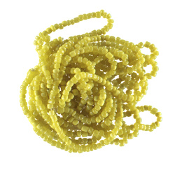 Beads glass 2-3mm yellow mix app 1000pcs