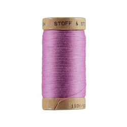 Sewingthread orgarnic cotton orchid 100m