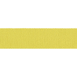 Ribbon woven 32mm light curry 3m